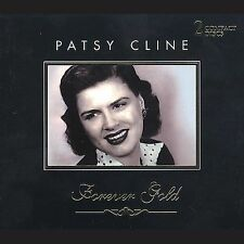 Patsy Cline  : 2-CD-Box :    Forever Gold     Brand New/Sealed