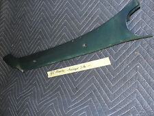 OEM 78-87 Chevy Monte Carlo RIGHT INTERIOR WINDSHIELD A PILLAR TRIM MOLDING