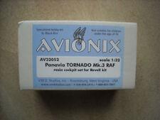 AVIONIX -AV32052 1/32-PANAVIA TORNADO MK.3 RAF COCKPIT FOR REVELL KIT