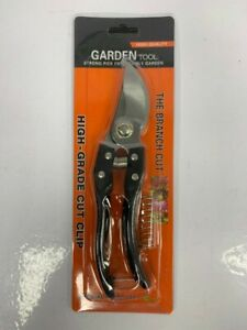 Garden Tool Branch Cutter Secateurs Plant Clipper Snipper Pruners Multi-Purpose