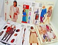 McCall's Ladies Sewing pattern 10-12-14 Factory Folded New Choice of  pattern
