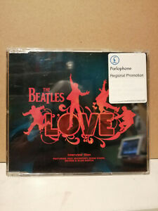 The Beatles - Love Interview CD - 2006 34 Track CD to promote the album Love