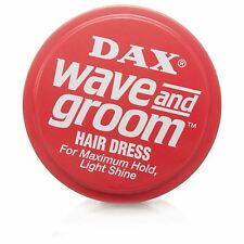 Dax Wax Red Wave And Groom Maximum Hold Light Shine 99g 1 2 3 6 Packs