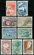 Russia, Scott# 678 - 686, Michel# 637 - 645, CTO