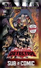 DETECTIVE COMICS #1011 YOTV (DC 2019 1st Print) COMIC