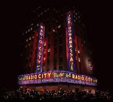 JOE BONAMASSA LIVE AT RADIO CITY MUSIC HALL CD & DVD ALL REGIONS NTSC NEW