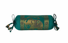 New Ethni Bolster Cover Elephant Pillow Cylindrical Neck Bolster Bedding Covers