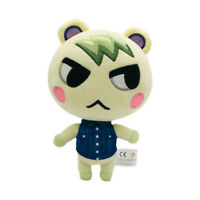 "Nintendo Switch Animal Crossing New Horizons Marshal Plush Doll Toy Kids Gift 8"""