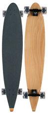 MOOSE Natural Longboard Complete 9x47 Pin 76mm Wheels
