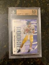 2000 Fleer Impact #27 TOM BRADY ROOKIE.........BGS 9.5 GEM MINT!