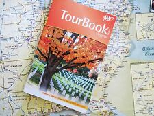 AAA 2017 - 18 Tour Book Guide VIRGINIA New Maps Discounts Hotels Rating $14.95