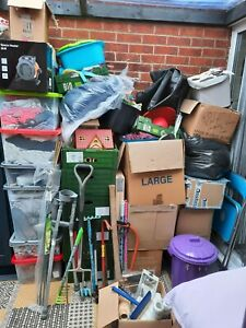Carboot joblot bundle, clothes,household, printer,camera,toys,kitchenware,shoes