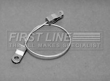 FORD FIESTA Mk3 Handbrake Cable Rear 1.8 1.8D 91 to 95 Hand Brake Parking New