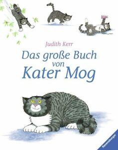 Das große Buch von Kater Mog von Judith Kerr