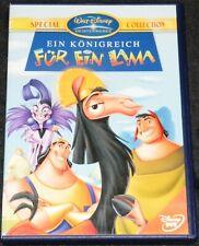 DVD Walt Disney Meisterwerke: Ein Königreich für ein Lama (Special Collection)