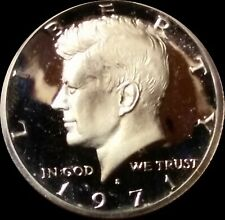 1971-S 50c Kennedy Half Dollar PR DCAM Gem Uncirculated from Proof Set