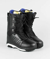adidas Originals Snowboarding Tactical ADV Size 7.5 Black RRP £320 Brand New