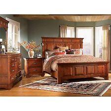 Solid Wood Bedroom Set | eBay