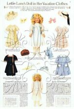 "6137 Lettie Lane - Daisy Doll 6 Patterns Lhj-Set 18"""