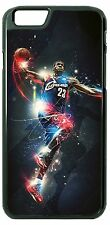 Lebron James Dunking Phone Case/Cover iPhone 7 6 Plus 6S Samsung S7 S6 Note LG