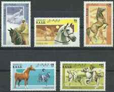 Timbres Chevaux Sahara occidental ** lot 27056