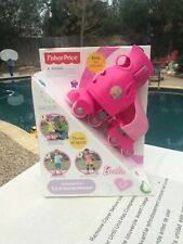 Fisher Price Barbie My First Skates Inline Style G7466, For 2-5 yrs, size 6-12