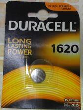 Pila Pile Batterie DURACELL CR 1620
