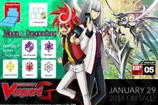 Cardfight!! Vanguard G-BT05 Pale Moon common set (4 of each card)