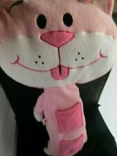 Pink Cat Seat Pets Buckle Up Snuggle Up