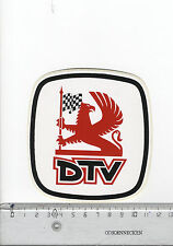 Decal/Sticker - Vauxhall Griffin DTV