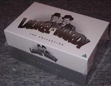 Laurel & Hardy Collection 21 DVD BOX SET BRAND NEW AND SEALED