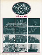 Model Shipwright Volume XIII (Conway 1985 1st) includes Nos 49-52