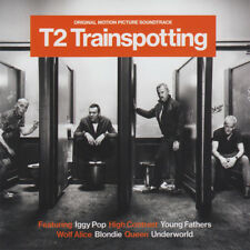 T2 Trainspotting OST 2017 15-track CD album BRAND NEW IGGY POP YOUNG FATHERS