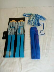 Mego Cher Original Peasant Lady Pants Outfit W/ Form Bob Mackie