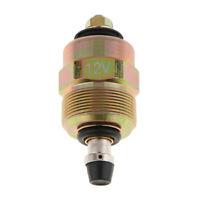 12v spegnimento carburante valvola solenoide interruttore per ISUZU 0330001015
