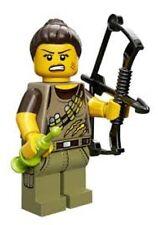 Lego Series 12 Minifigure Dino Tracker