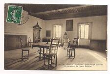 grande chartreuse , intérieur du couvent , appartement du prieur