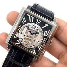 42mm Milus Herios TriRetograde Stainless HERT-SP02 Wristwatch -  Mint Condition!