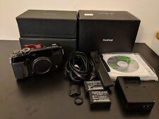 Fujifilm X Series X-Pro1 16.3MP Digital Camera - Black (Body Only)