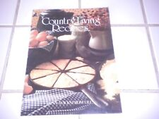Country Living Recipes by Jean W. Liles (1982, Hardcover)