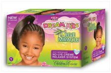 AFRICAN PRIDE DREAM KIDS OLIVE MIRACLE NO-LYE CREME RELAXER - COARSE - AU Stock