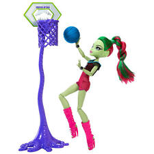 Monster High Casketball Champ Venus Mcflytrap Doll - DXY08