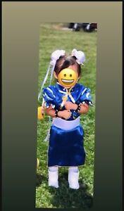 Kid Chun Li Costume