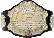 UFC REPLICA BELT MIXED MARTIAL ARTS ULTIMATE FIGHTING CHAMPIONHIP TITLE 2mm