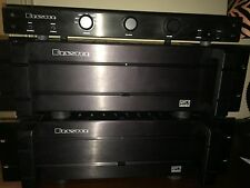 Bryston BP20 Preamplifier with Bryston BP-PT Power Suppy 120V