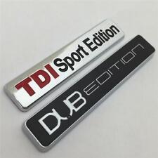 TDI SPORT EDITION + DUB EDITION Badge NEW For VW GOLF GTI TDI POLO CADDY T4 T5