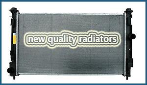 Radiator fits Chrysler Sebring 2007 onwards Auto Manual