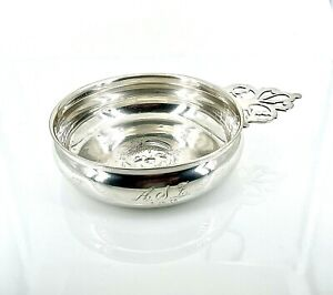 Towle Vintage .925 Sterling Silver Baby Porringer 182 with Clown