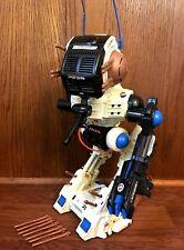 Star Brigade Armorbot Vintage Hasbro GI Joe Robot w/ Missiles Antennas 90s Works