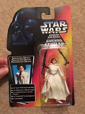 Star Wars Princess Leia Organa Red Card 3 Bands Belt 1995